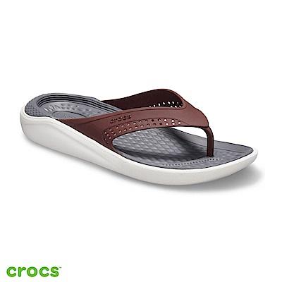 Crocs 卡駱馳 (中性鞋) LiteRide人字拖 205182-616
