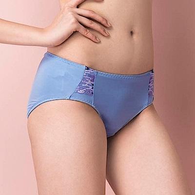 嬪婷-FTC個性女孩 M-LL 低腰三角內褲(紫)