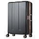 日本 LEGEND WALKER W6703N-70-29吋 寶貝輪秤重箱 碳纖曜石黑 product thumbnail 1