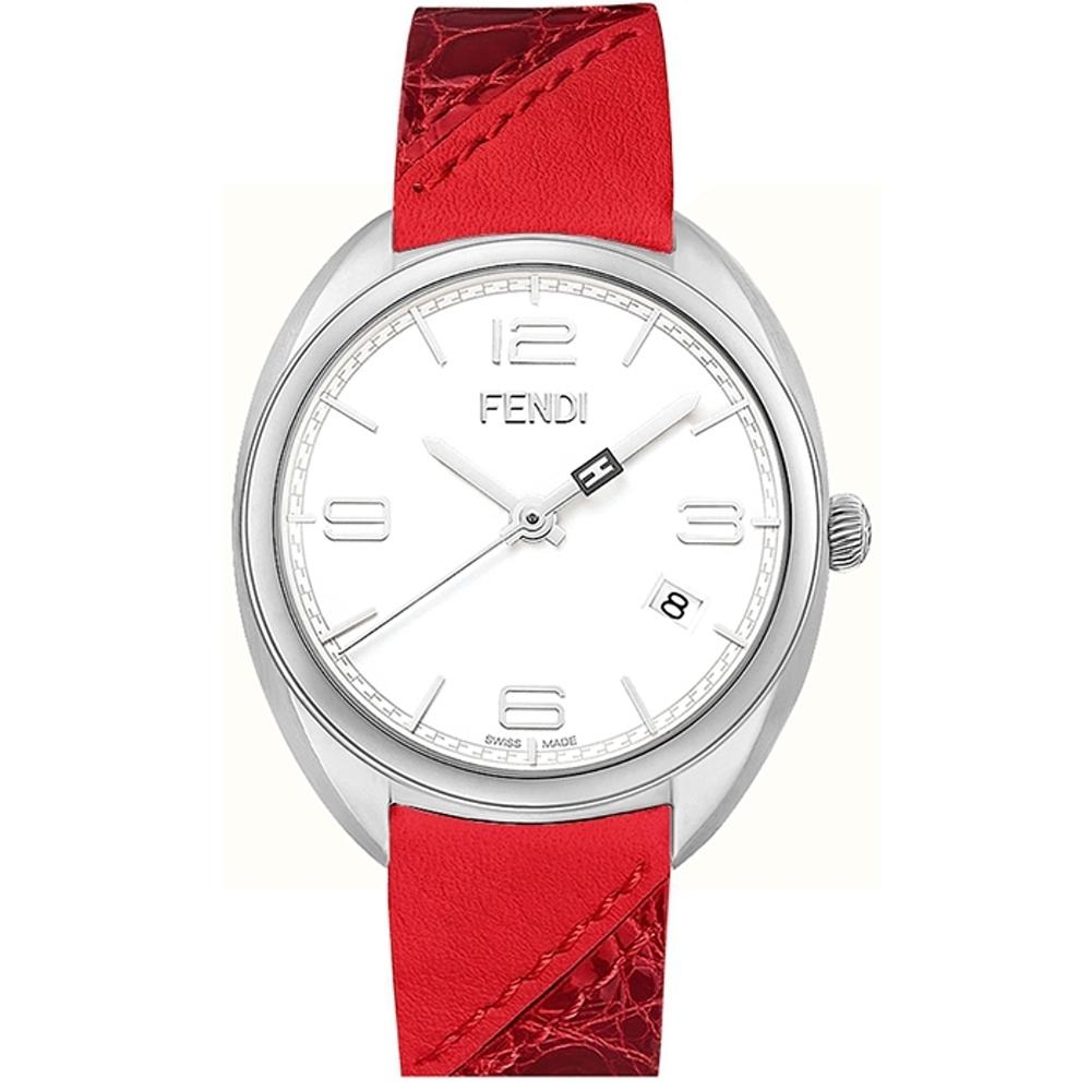 FENDI MEMENTO優越值感時尚腕錶/F210034073
