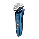 HANLIN 數位強勁防水電動刮鬍刀