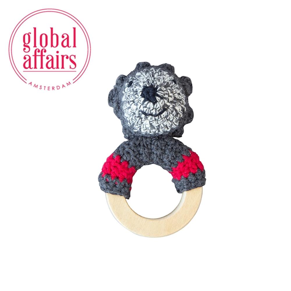 global affairs童話手工編織安撫搖鈴12cm-聖誕禮物(多款可選) product image 1
