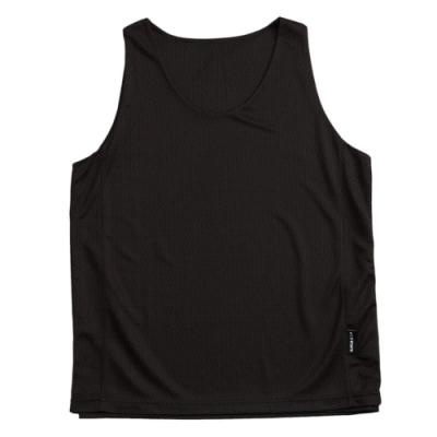 【V-TEAM】雙面穿籃球背心-黑