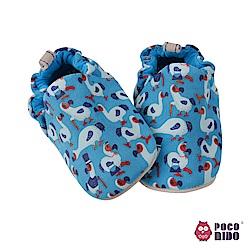 英國 POCONIDO 純手工柔軟嬰兒鞋 (多多鳥)