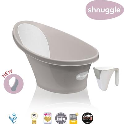 【英國Shnuggle】月亮澡盆2021+小小水瓢(嬰兒浴盆 多款可選)