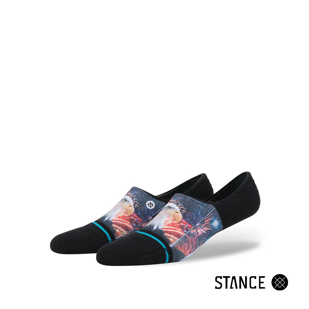 STANCE DEFENDER LOW-男襪-老鷹美國精神設計款
