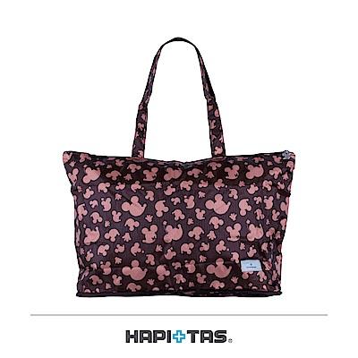 日本HAPITAS日本原廠授權摺疊托特包購物袋迪士尼