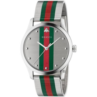 GUCCI古馳 G-Timeless 當代時尚手錶-42mm  YA126284