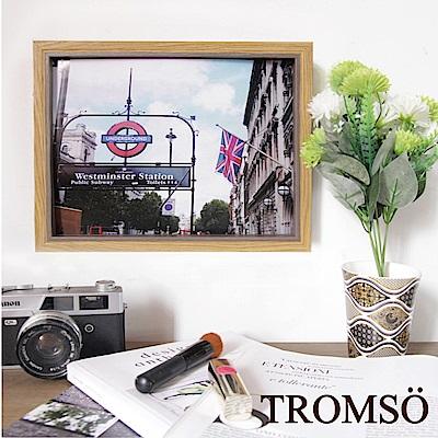 TROMSO品味時代-傑克木紋雙色8X10相框-原木紋