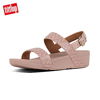 FitFlop LOTTIE  BACK-STRAP SANDALS-灰粉色