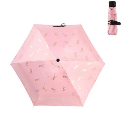 PUSH! 防曬防紫外線遮陽傘/晴雨傘 手動款I83