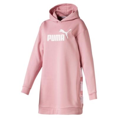 PUMA-女性基本系列Amplified連身裙-新娘玫瑰-亞規