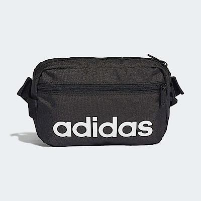 adidas 腰包 Linear Core 運動休閒 男女款