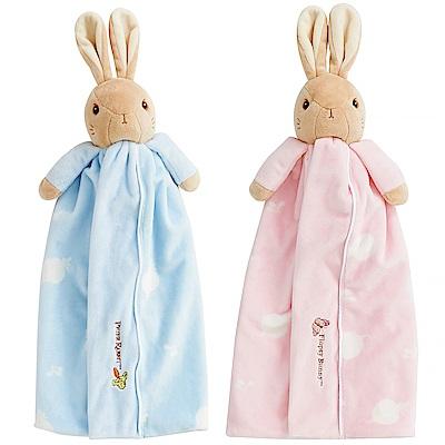 奇哥 比得兔安撫小抱毯禮盒(2色選擇)