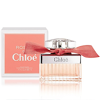 Chloe克羅埃 玫瑰女性淡香水30ml-快速到貨