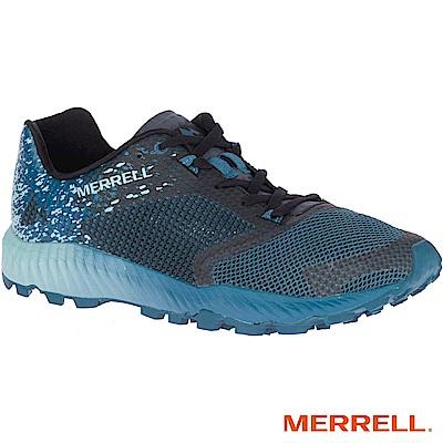 MERRELL ALLOUTCRUSH2 野跑男鞋-藍(77649)