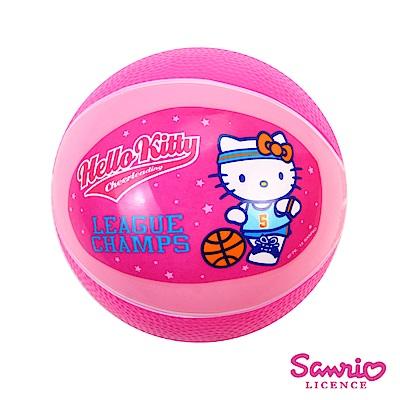 凡太奇 凱蒂貓KITTY 6吋PVC安全籃球 HAA40036 - 速