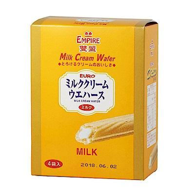 雙盟 牛奶酥棒 (100g)