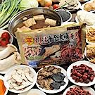 寧記 十全大補鍋底-素(1200g/份)