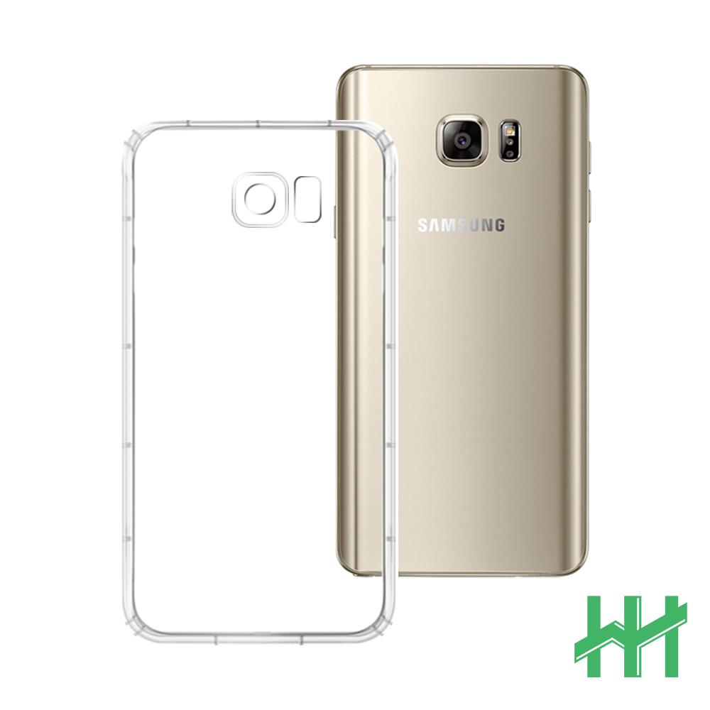 安全氣墊手機殼系列 Samsung  Note 5 (5.7吋) 防摔TPU隱形殼 @ Y!購物