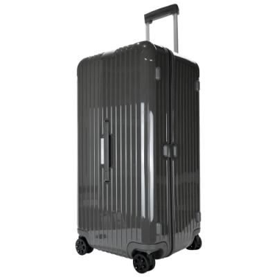 RIMOWA ESSENTIAL Trunk Plus 31吋大型運動旅行箱(礦石灰)