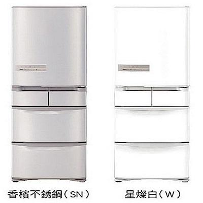 HITACHI日立 401L 1級變頻5門電冰箱 RS42GJ