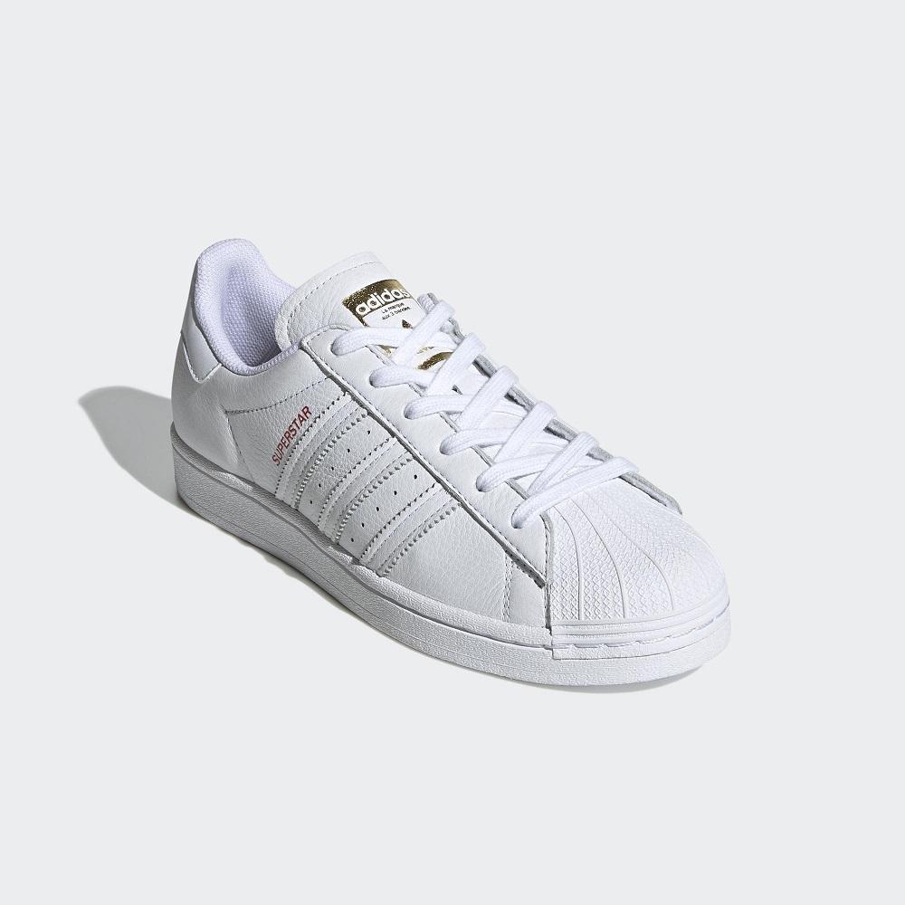 adidas V-DAY SUPERSTAR 經典鞋 女 FX1203