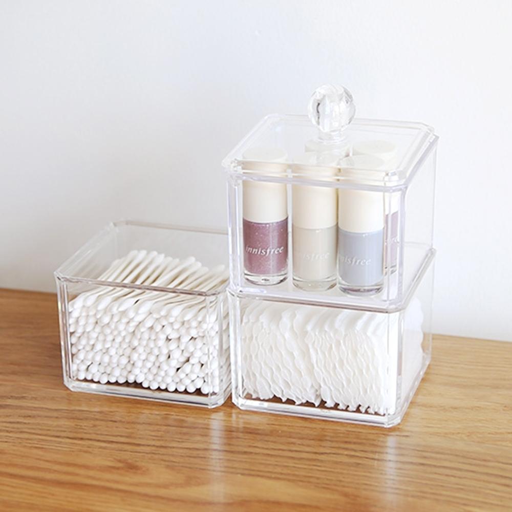 E-dot 美妝小物壓克力收納盒