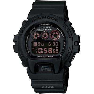 G-SHOCK G-FORCE系列經典款腕錶-黑(DW-6900MS-1D)/35mm