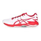 ASICS 男女 排羽球鞋 V-SWIFT FF 2 白紅