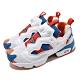 Reebok 休閒鞋 Instapump Fury OG 男女鞋 經典款 襪套 充氣科氣 情侶穿搭 球鞋 白 藍 FV1570 product thumbnail 1