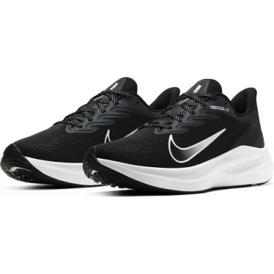 NIKE 緩震 慢跑 健身 運動鞋 黑 女鞋 CJ0302005 WMNS ZOOM WINFLO 7