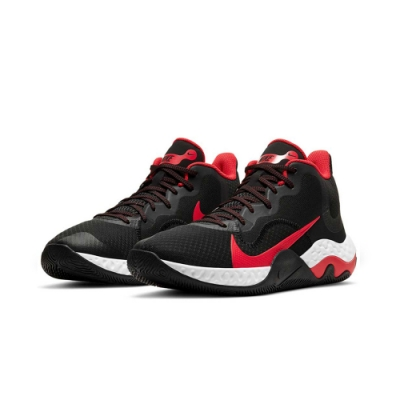 NIKE 籃球鞋  運動鞋 緩震 男鞋 黑紅 CK2669-003 RENEW ELEVATE