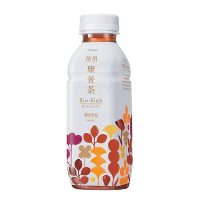 【惜惜】康普茶420ml x 4入(醇厚果香)