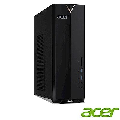 Acer XC-330 雙核桌上型電腦(A4-9120E/4G/1T/Win10h)