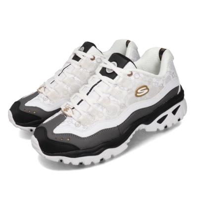 Skechers 休閒鞋 Energy 老爹鞋 厚底 男鞋
