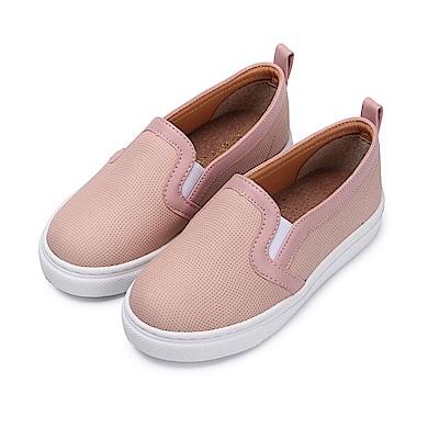 BuyGlasses 率性奔馳童款短靴-粉