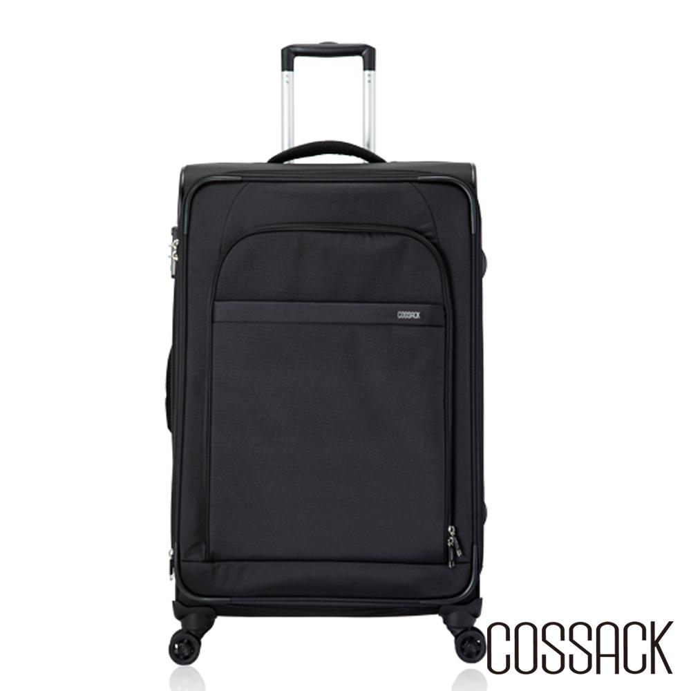 Cossack-LEADING領航 3 -29吋可放大行李箱(黑色)