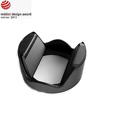 台灣HOOCAP二合一鏡頭蓋兼遮光罩M6652C,相容原廠H-FS014042遮光罩