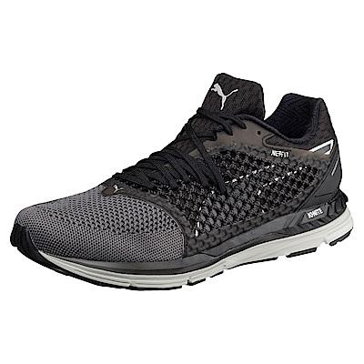 PUMA-Speed 600 IGNITE3男性慢跑運動鞋-黑灰