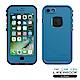 LIFEPROOF iPhone 7 專用 防水防雪防震防泥超強保護殼-FRE(海洋藍) product thumbnail 2