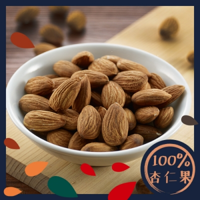 十翼饌  呷巧焙香杏仁 (100g)  X12包