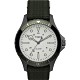 TIMEX 天美時 復刻系列 簡約復古手錶-橄欖綠 /41mm product thumbnail 1