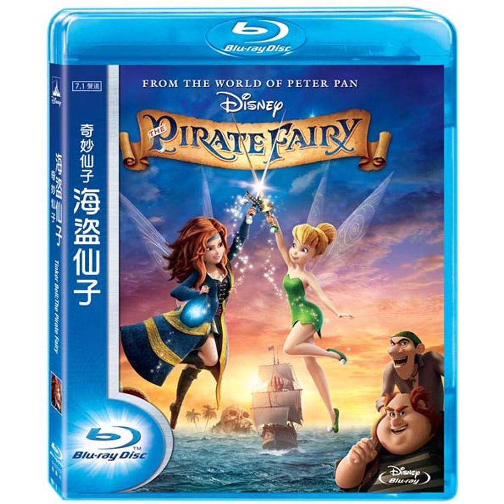 奇妙仙子:海盜仙子  藍光 BD