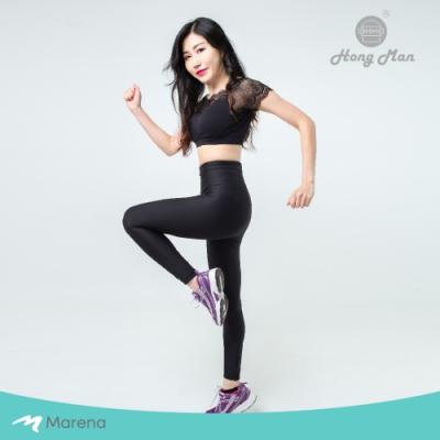 【Marena】日常塑身運動系列 輕塑高腰九分塑身褲