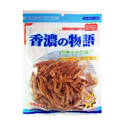 香濃物語 雞肉切條(短) 135g