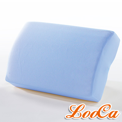 團購4入組-LooCa-吸濕排汗釋壓午安枕-四色