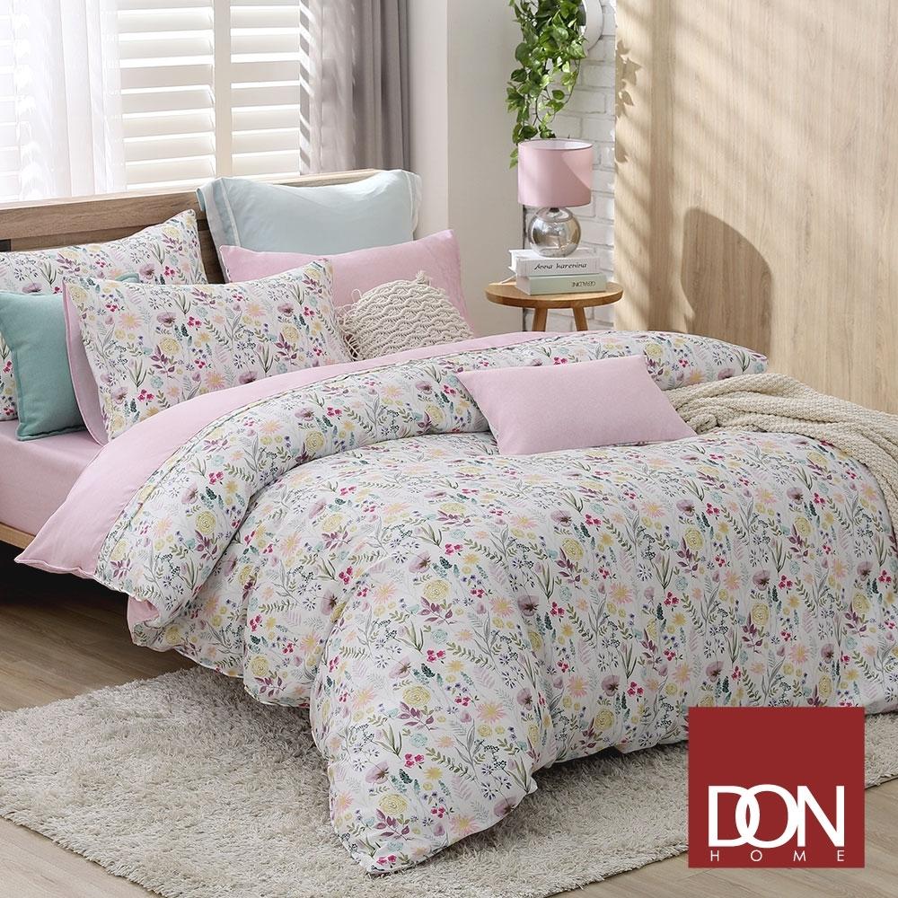 【DON】 加大天絲兩用被床包四件組-星夢