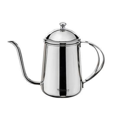 英國 WILMAX 雙層不鏽鋼細口手沖咖啡壺600ML