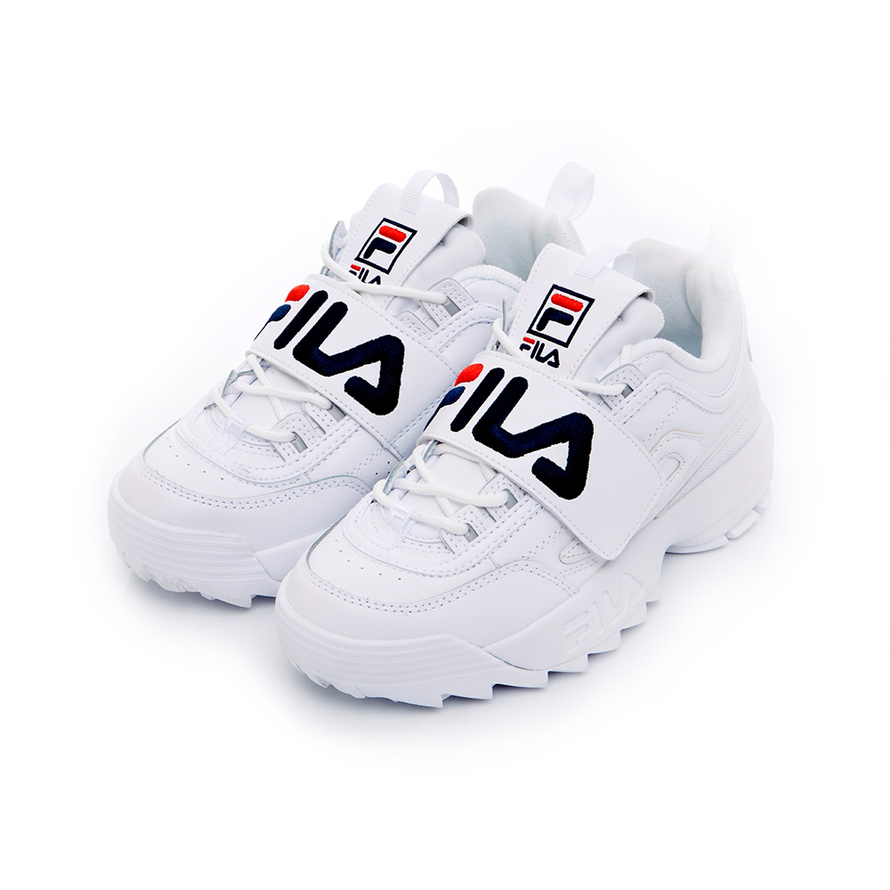 FILA DISRUPTOR運動鞋(鋸齒鞋)5-C119T-125